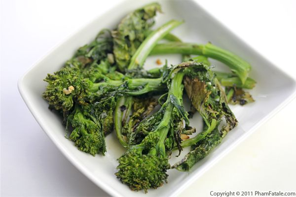Roasted Broccolini Recipe Recipe