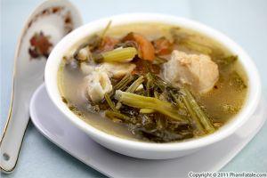 Canh Ngot Recipe (Vietnamese Fish Soup)