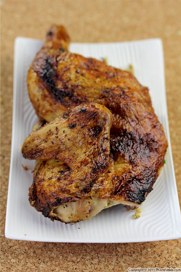 Coriander Lime Chicken Recipe Recipe