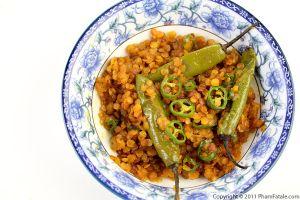 Masoor Ki Daal Recipe