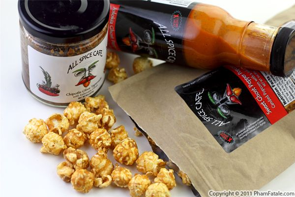 Jolokia Ghost Peppers (All Spice Cafe Product Review) Recipe