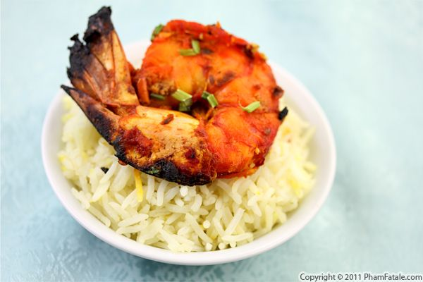 Tandoori Shrimp Recipe Recipe