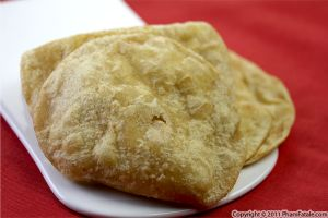 Poori Recipe (Indian Fried Bread)