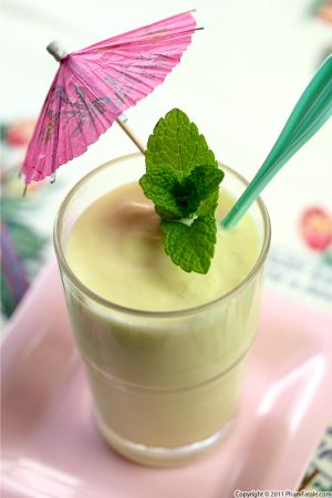 Sinh To Mit Recipe (Vietnamese Jackfruit Smoothie)