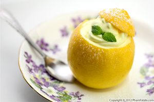 Meyer Lemon Mousse Recipe