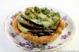 Eggplant Tart Recipe