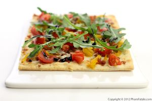 Light Pizza Recipe
