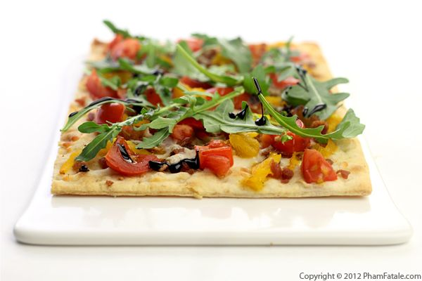 Light Pizza Recipe Recipe
