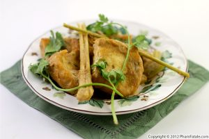 Peanut Chicken Satay Recipe