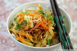 Bun Bi Chay Recipe