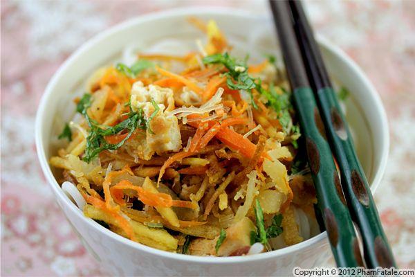 Bun Bi Chay Recipe Recipe