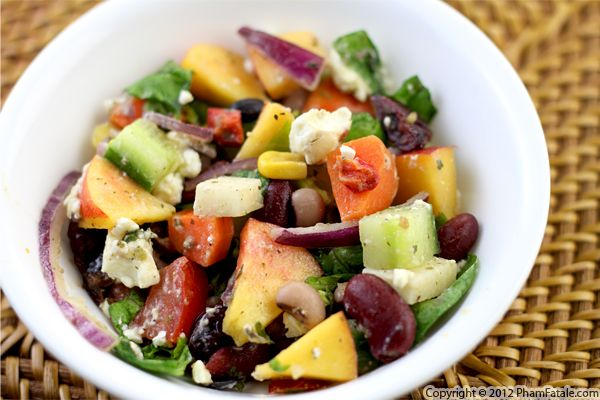 Three Bean Salad Recipe Recipe