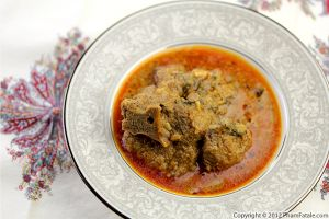 Coconut Goat Curry Recipe