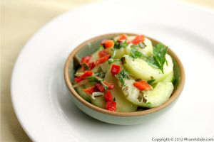 Cucumber and Yogurt Salad Recipe