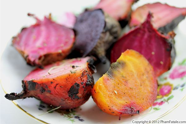 BBQ Beets: Coal-Cooked Beets Recipe