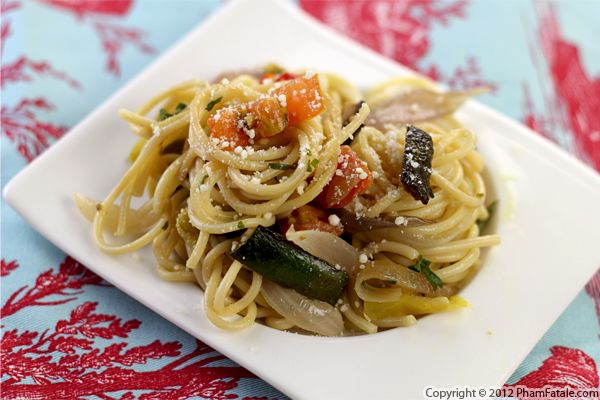 Pasta Primavera Recipe Recipe