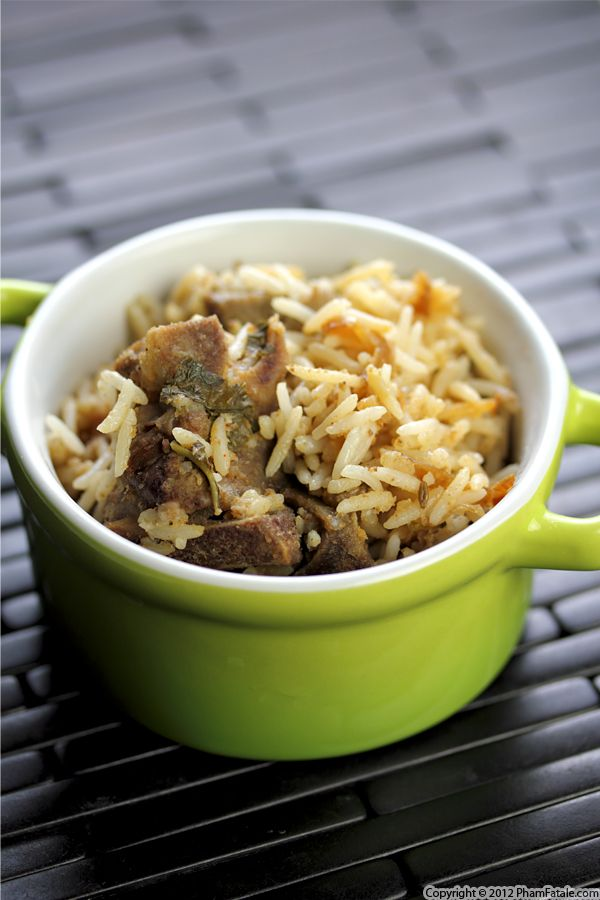 Goat Biryani Recipe Recipe