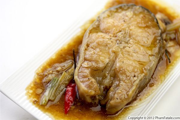 Ca Kho Gung Recipe (Catfish Recipe) Recipe