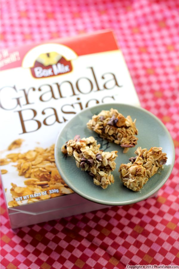 Hawaiian Granola Bar Recipe Recipe