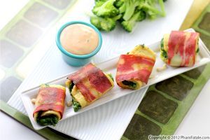 Vegetarian Bacon-Wrapped Tofu Recipe