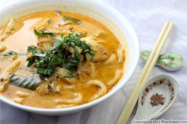 Spicy Udon Noodle Soup Recipe Recipe