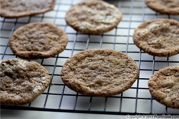 Double Chocolate Cookies Recipe with Picture