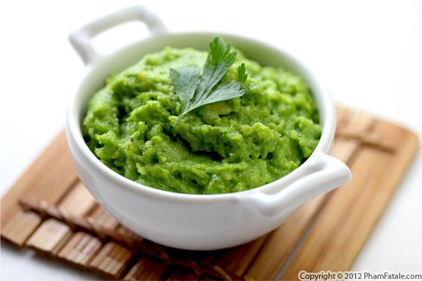 Creamy Pesto Polenta Recipe Recipe