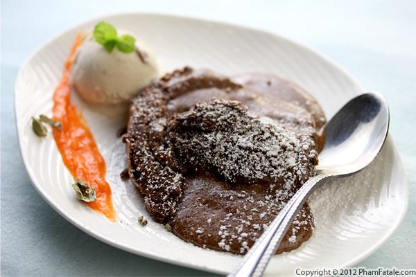 Carrot Chocolate Pudding Recipe Recipe