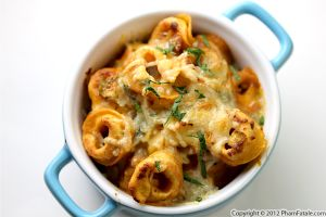 Roasted Butternut Squash Tortellini Recipe