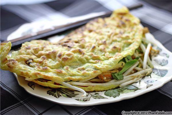Banh Xeo Chay Recipe Recipe