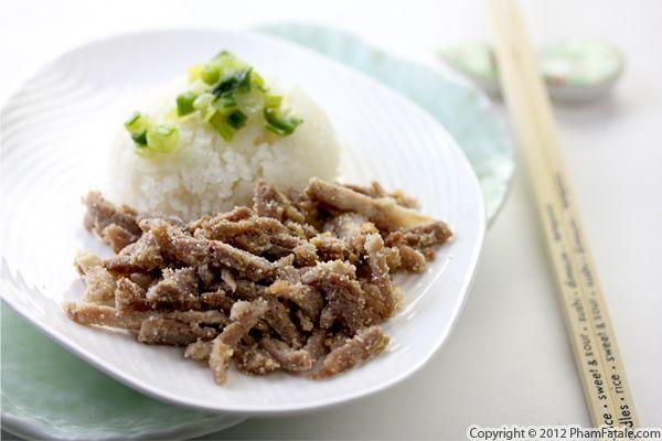 Vietnamese Bi Recipe Recipe