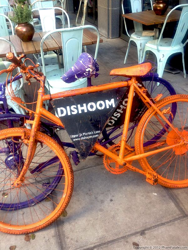 Lunch @DishoomLondon (Restaurant Review) Recipe