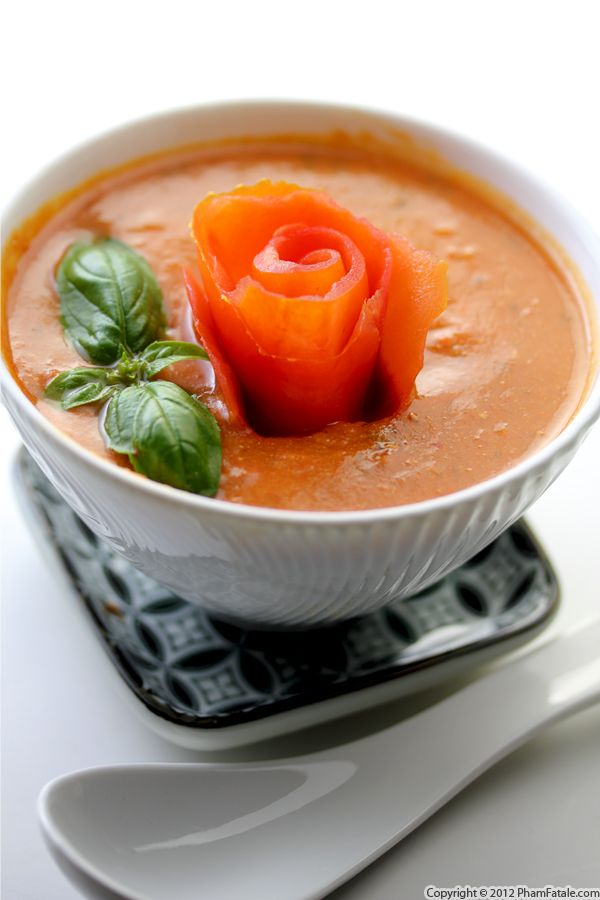 Fresh Tomato Soup Recipe Recipe