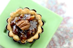 Orange Pecan Pie Recipe