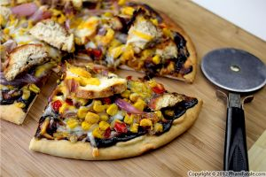 Southwest BBQ Chicken Pizza Recipe
