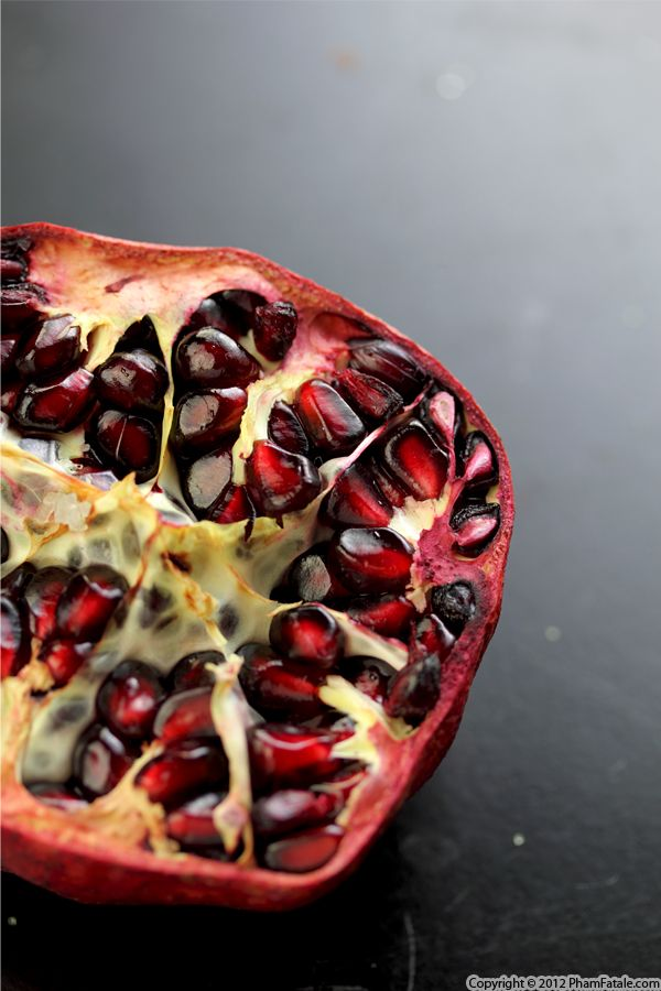 Pomegranate Acai Drink Recipe with Picture