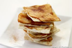 Apple Cinnamon Cracker Recipe