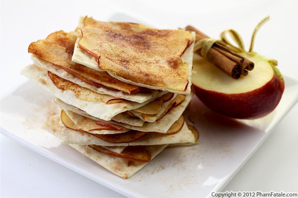 Apple Crackers Recipe with Picture