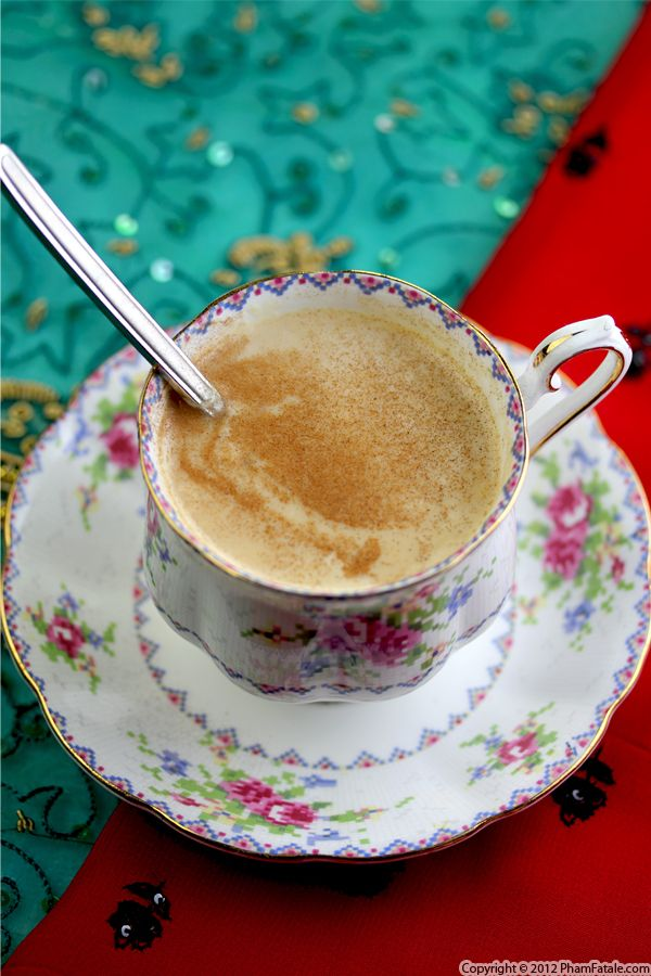 Masala Chai Eggnog Recipe Recipe
