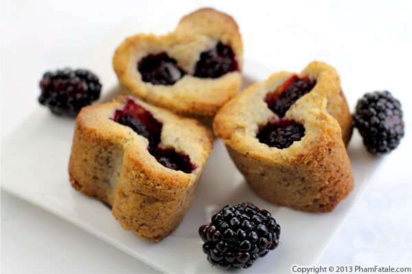 Blackberry Muffin Recipe Recipe