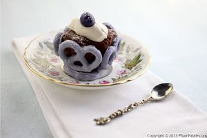 Blueberry Chocolate Mousse Recipe