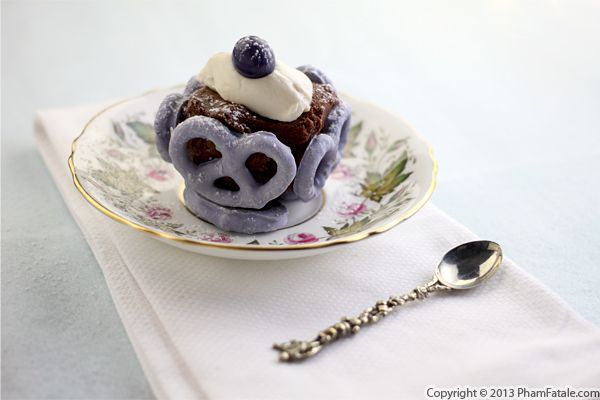 Blueberry Chocolate Mousse Recipe Recipe
