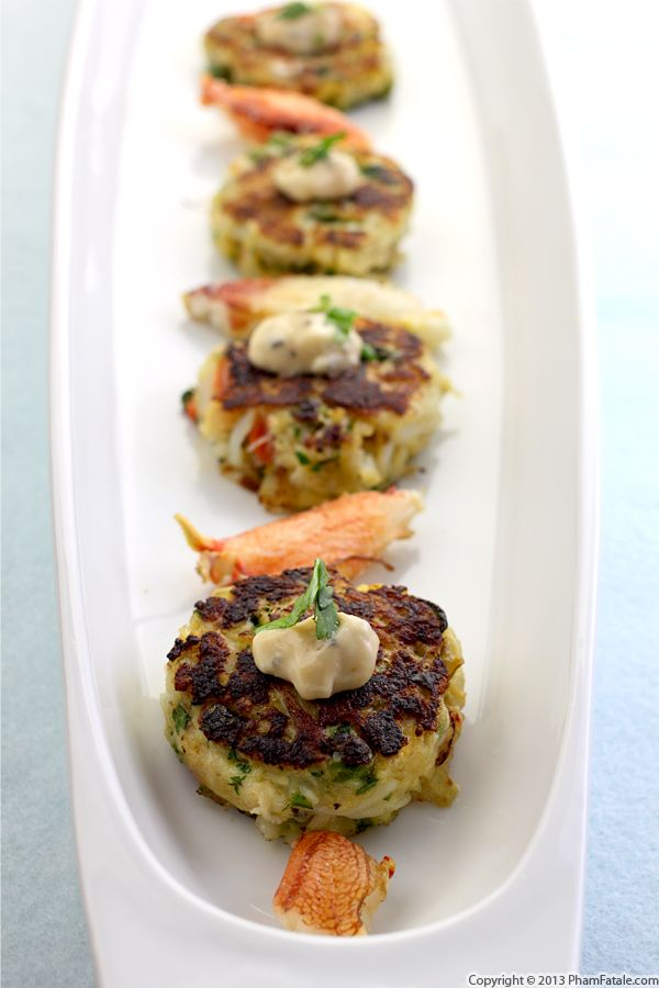 Super Bowl Finger Food: Crab Cake Recipe Recipe