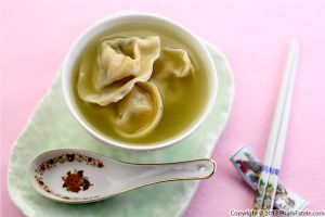 Tet Celebrations: Canh Hoanh Thanh (Wonton Soup Recipe)