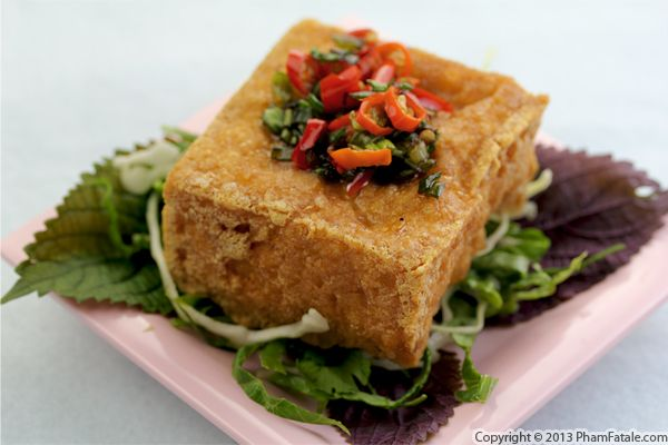 Dau Hu Rang Muoi Recipe (Vietnamese Tofu) Recipe