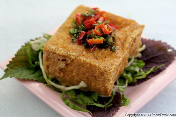 Dau Hu Rang Muoi Recipe (Vietnamese Tofu) Recipe