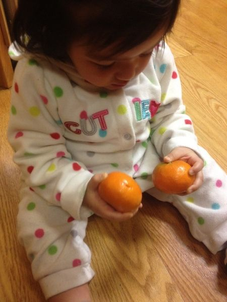 My Cutie Loves Cuties! Recipe