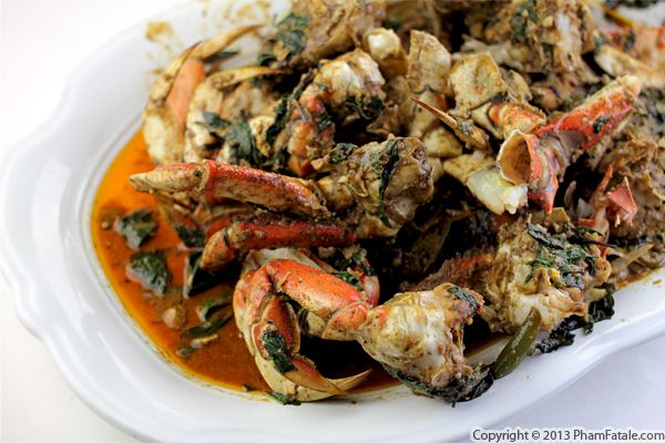 Fermented Black Bean Crab Recipe Recipe
