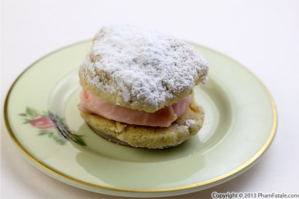 Sandwich Cookie Recipe Recipe