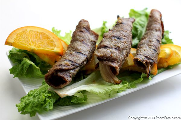 Bo Hanh Huong Recipe (Vietnamese Beef Rolls) Recipe